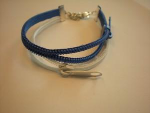 Zipperarmband